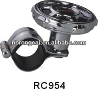 silver auto steering knob steering wheel knob spinner