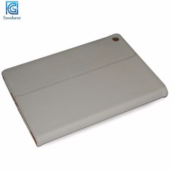 Factory price Mix color Magnetic cover stand leather flip cover case for ipad 6