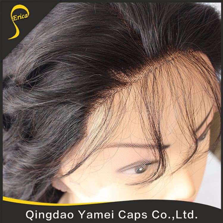 high quality full lace human hair wig for black woman (21).jpg