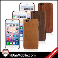Nature Bamboo Wood Cell Phone Cases for iphone 6 Cell Phone Wood Case