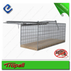 zinc plated mouse trap cage,wire rat trap cage