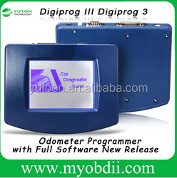 [High quality] Professional obd ii mileage correction tool digiprog 3 digiprog iii V4.94 for obd2 cars could change car mileage