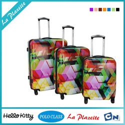 Top good design trolley travel luggage for women