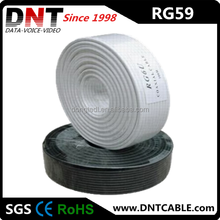 satellite used antenna and tv rg59 coaxial cable