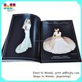 perfecto enlazados libro de bolsillo de agradable de la impresión de la revista de la boda álbumes de fotos de impresión
