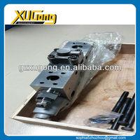 high quality excavator spare parts ,PC200-7 723-41-07600 hydraulic control valve for komatsu