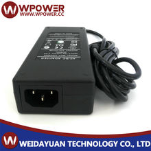 desktop adapter with quality CUL.UL CCC CE Class 2 list standard 12v 8a battery charger