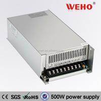 Non-waterproof 500w 48v power converter 500w dc power supply