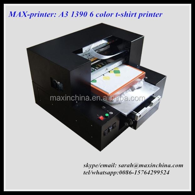 Max Printer A3 Digital T Shirt Printing Machine Buy T