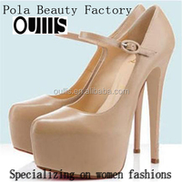 platform high heel shoes beatiful ladies shoes popular shoes for women LM148
