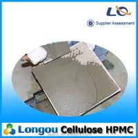 Polyurethane foam HPMC hydroxy propyl methyl cellulose silicone sealant