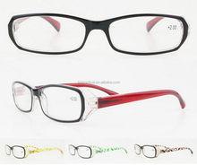 Cheap best selling half eye reading glasses frames