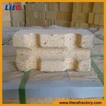 Insulation High alumina fire bricks with standard size