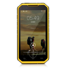5.0inch 3g cdma gsm MTK waterproof android mobile phone