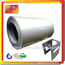 Champagne Gold PVC/ VCM / PET /PP VCM Laminated Steel for 3C Products--- cases/ housings/or back panels