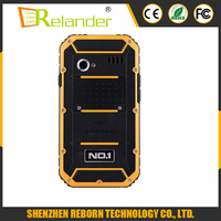 4.5 Inch Screen Android 5.0 Lollipop Waterproof Smartphone NO.1 M2 Rugged IP68 Phone