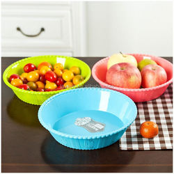 Laysun high quality and new style fruit and vegetable plate made in China for wholesale
