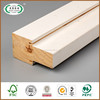 White Primed Interior Wood Door Jamb