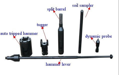 standard penetration test equipment