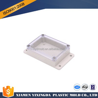 China customized durable plastic enclosure for electronic device