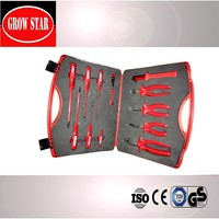Safety 12 PCS Instulated Tools Kit