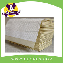 High absorbent disposable waterproof Puppy Dog Training Wee Pee Pads China Manufacturer