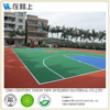 cheat court flooring, pu court material, volleyball court used