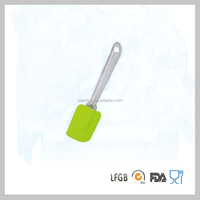 LFGB Silicone spatula with PP handle Baking Tools FDA spatula silicone spatula