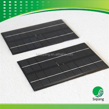 Factory directly supply 3w solar panel