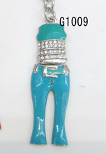 Tenor Ballpoint Pen, Business Card Holder Leather Key Ring Set