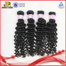 JP Hair aaaaaa Virgin Brazilian Hair Deep Wave Wholesale For White Human Hair Extensions