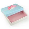 Alibaba factory custom made fancy paper gift box