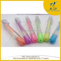 multi color mini gel ink pen fancy glitter gel pen