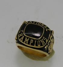 Customized baseball world series Runner Up rings
