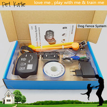 Hot Selling Dog Products Patent Electronic Pet Training Waterproof Fence