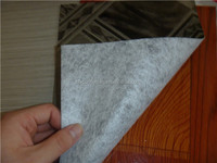 0.35-0.7mm vinyl floor rolls pvc flooring non woven