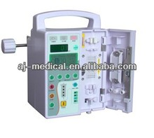 Medical Infusion Pump with Drug Library & Infusion Record