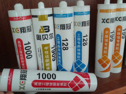 Acetic Silicone Sealant for Big Plate Glass