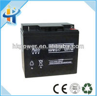 12v17ah lead acid battery ups manufacturing companies sales promotion in Guangzhou
