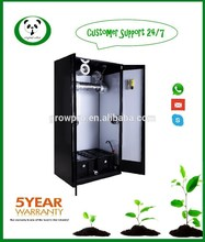 Indoor gardening system /grow room cabinet hydroponics grow box metal greenhouse for mushroom