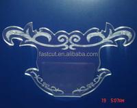 Jinan specialized s works frame laser engraving machine fastcut-1280