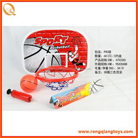 Basketball ring and board play set for kids SP5936888-5