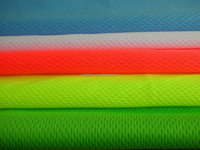 dry fast polyester birdseye fabric for Jersey polo shirts/T-shirt