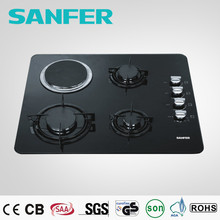 One hotplate burner spark generator for gas stove stand