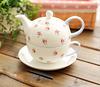Haonai2015 hot sale! cheap ceramic tea sets