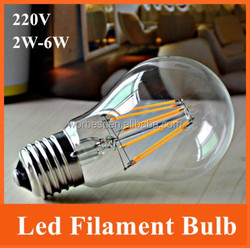 alibaba europe latest technology quality products cost efficiency filament LED Bulb Light Lamp for home design