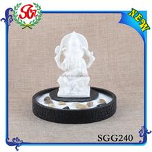 SGG240 Resin Ganesh Craft Supply,Latest Design Home Decoration Wholesale