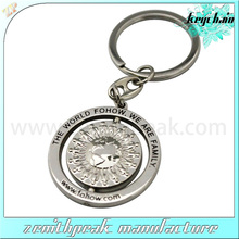 2014 New product key chain oem,engravable skeleton keys key chains,you are the key to our success key chain
