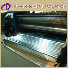 Cold Rolled Galvanized Steel Plate Corrugated Tile
