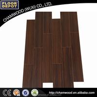 China products WPC laminate flooring , waterproof laminate flooring , wood plastic laminate flooring